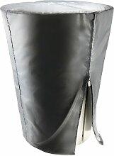 Eva Solo 571067.0 Grillfass Überzug, silber, 38 x