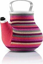 EVA SOLO My Big Tea Teekanne Pink Stripes 1,5 l