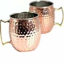 Event Enhancers Moscow Mule Becher mit 473 ml