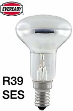 Eveready 10x Eveready Leuchtmittel R39Reflektor 30W, kleiner Edison Lava-Lampe -