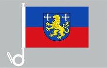 Everflag Auto-Fahne: Friesland (Landkreis) -