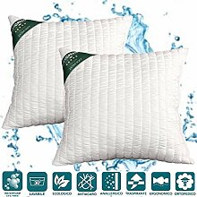 Evergreenweb - Kissen für Betten oder Sofas 40x40
