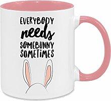 Everybody Needs Somebunny Sometimes - hochwertiger