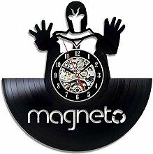 Everyday Arts Magneto Fictionale Wanduhr, Vinyl,