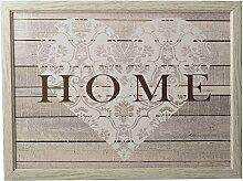 Everyday Home Gepolstertes Schoßtablett, 44 x 34
