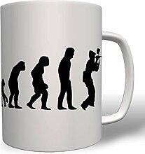 Evolution Paintball - Tasse Becher Kaffee #2348