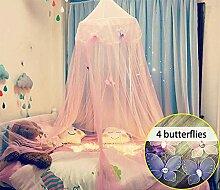 Evwing Bett Moskitonetz6 Farben Hängen Baby