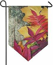 EW-OL Garten Flagge Banner Gartenarbeit für