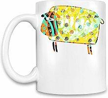 Ewe Kaffee Becher