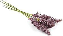 Ewige Blume, 6 Stück/Packung, künstliche