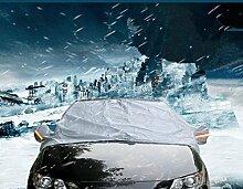 ewinever(TM) Fenster Windschutzscheibe Sonnenschutz, Frost, Eis & Schnee-Abdeckung für Auto