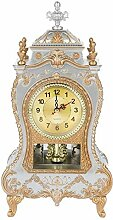 EWJY Schreibtisch Wecker Vintage Uhr Klassisch