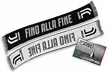 ex family Jacquard Schal Juventus bis FINE und