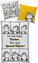 ex idea GmbH Sheepworld Bettwäsche Schäfchen
