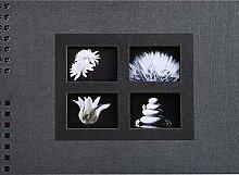 Exacompta 16241E Passion Foto-Spiralalbum,