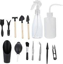 EXCEART 1 Set von Sukkulente Tools Set Garten