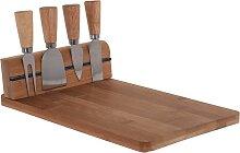Excellent Houseware Käsemesser-Ständer mit
