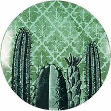 Excelsa Cactus Speiseteller, Porzellan, Grün
