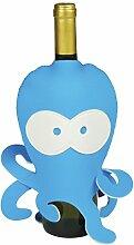 Excèlsa Flaschenkühler in Form eines Kraken
