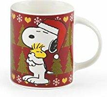 Excelsa Peanuts Christmas Set 2 Tassen aus