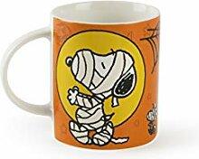 Excelsa Peanuts Tasse Mug, Porzellan New Bone China
