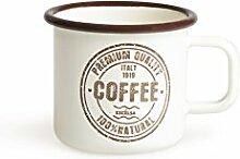 Excelsa Premium Quality Mug 9 x 9 x 8 cm cremefarben