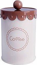 Excelsa Sweet Vorratsdose Kaffee, Metall, mehrfarbig, 700ml
