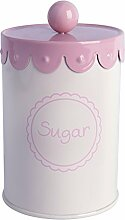 Excelsa Sweet Vorratsdose Zucker, Metall, mehrfarbig, 700ml