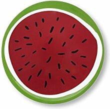 Excelsa Watermelon Pizzateller, mehrfarbig