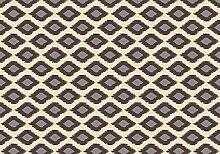 Exclusive Edition PRINT 532 Flat Woven Dekoration Teppich, Polyester, mehrfarbig, 135 x 195 x 2 cm