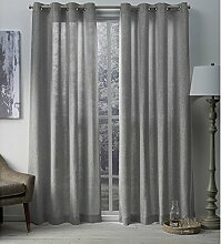 Exclusive Home Curtains Vorhang Tülle Fenster