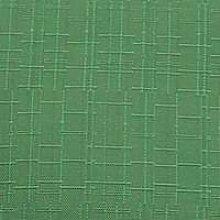 Exclusive Tischdecke rund mit Bleiband im Saum aus deutscher Produktion mit LOTUSEFFEKT pflegeleicht Rustika in der Farbe grün Maß: 120 cm, GRATIS Lieferung innerhalb Deutschlands
