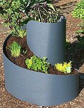 EXCOLO Große Kräuterspirale Gartendekoration