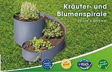 EXCOLO Kleine Kräuterspirale Hoch-Beet