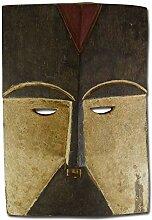Exklusive Afrika Holzmaske 'Keke Tribe