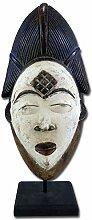 Exklusive Afrika Holzmaske 'Punu Tribe'