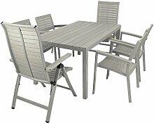 Exklusive Garten Alicante Terrasse Tisch mit Stuhl Verona Se