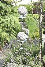 Exklusive Gartenstange Gartendeko Gartenskulptur
