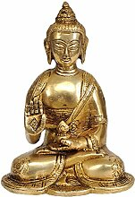 Exotic India Segen Buddha – Messing Statue