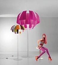 Exotische und Luxuriöse Designer-Stehleuchte