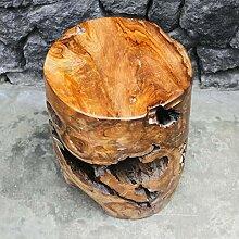 Exotischerleben Wurzel Holzsäule Pflanzenständer