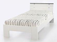 expendio Bett Cortina, 90x200 cm inkl. Rollrost