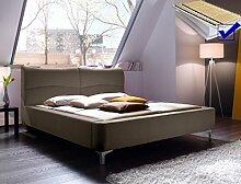 expendio Polsterbett Cloude Bett 160x200 cm +