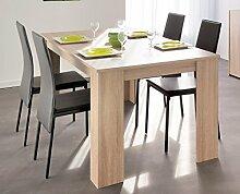 expendio Tischgruppe Karel 33 Eiche Sonoma Nb