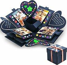 Explosion Box Kreative Geschenk-Box