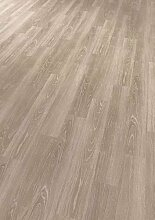 expona domestic Wood Blond Limed Oak - Klebe Vinylboden