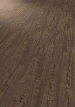 expona domestic Wood Brown Saw Cut Ash - Klebe Vinylboden