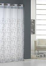 Export Trading Eden Brennholz Vorhang 140 x 265 cm