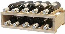 Expovinalia erweiterbares Weinregal für