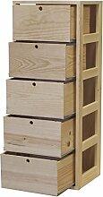 Expovinalia ex2550 Weinregal, Holz, weiß, nur